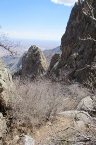 13 View from Dark Canyon Col