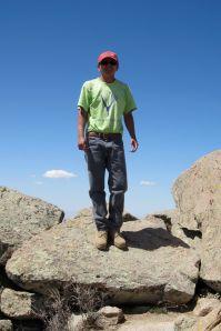 20 Youbow at summit