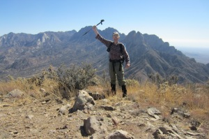 2013-02-16 Baylor Pass 28 me on summit