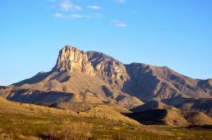 02 view of El Capitan in Guadalupe Natnl Park
