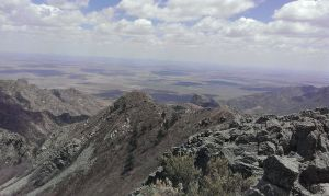 2013-05-12 10 east from summit to cloud dappled Tularosa