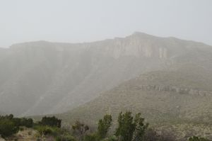 30 Dusty views of Guadalupe after windstorm