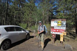 2013-06-21 2013-06-21 Mt Taylor 001 Trailhead