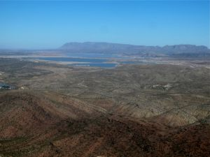 03 Elephant Butte reservoir