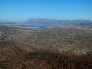 03 Elephant Butte reservoir