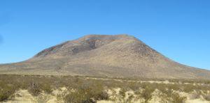 Mt Cox from trailhead