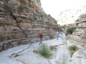 07 sidewalk like canyon bottom