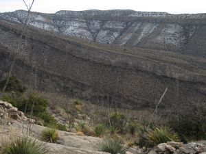 View from the A-Trail south across Marble Canyon.