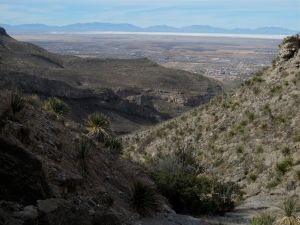 01 View of Tularoas from Slab Canyon