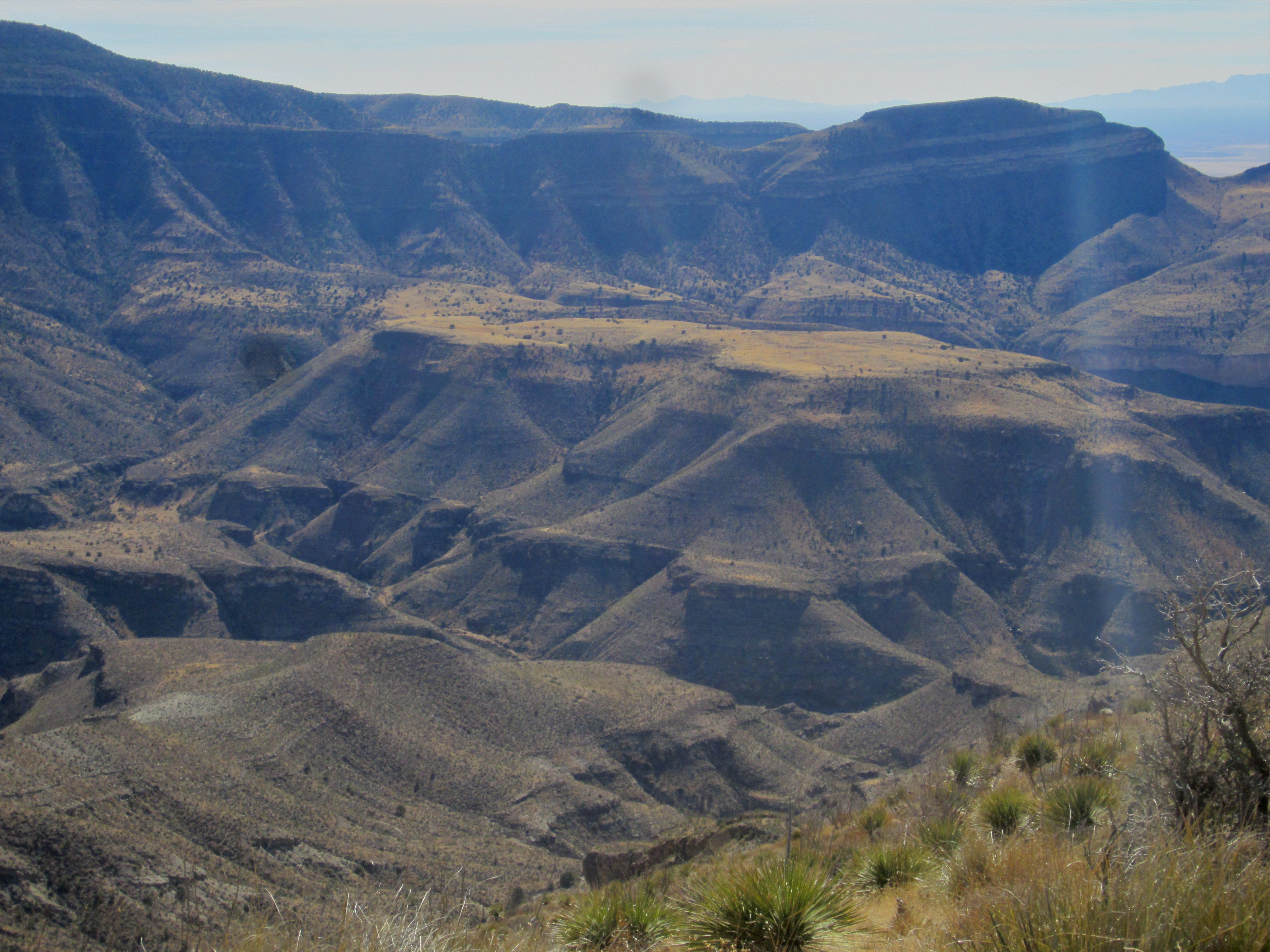 Marble Canyon South New Mexico Meanders