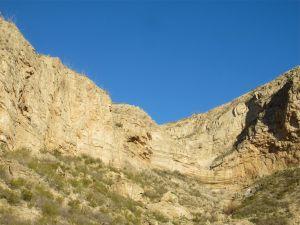 12 Goat Canyon mouth
