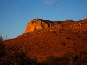 02 Top of El Cap from park headquarters