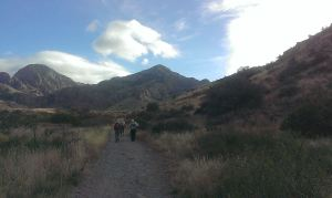 01 Soledad Canyon Trail