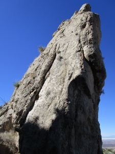 One of the taller hoodoos in the Spectacle.