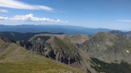 01 Summit view into Pecos