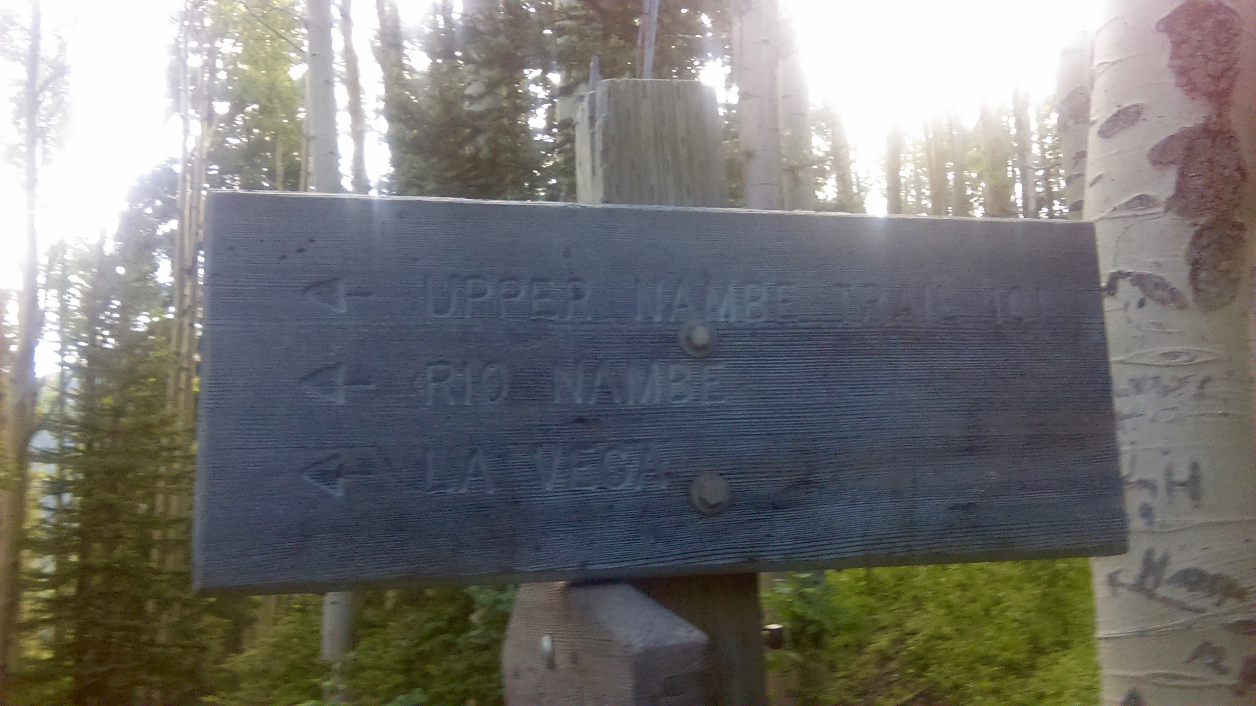 04 Well signed trail junctinos
