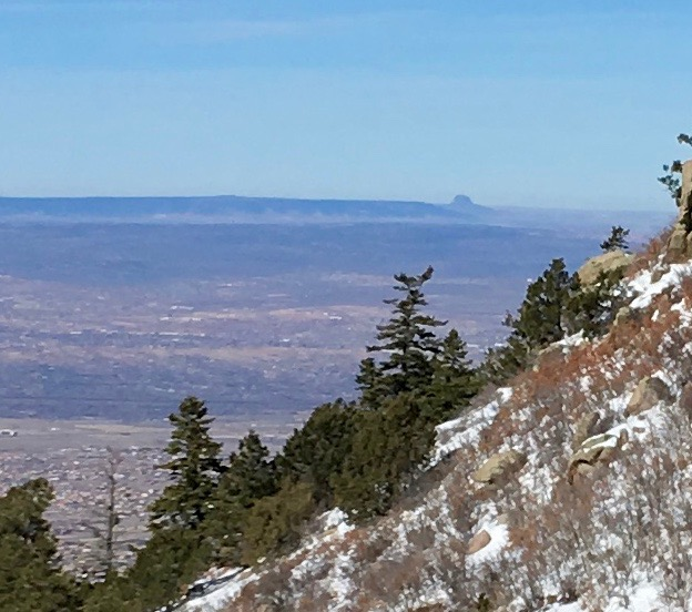 02 View to Cabezon Peak