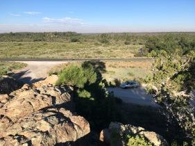 02 Rim view of trailhead