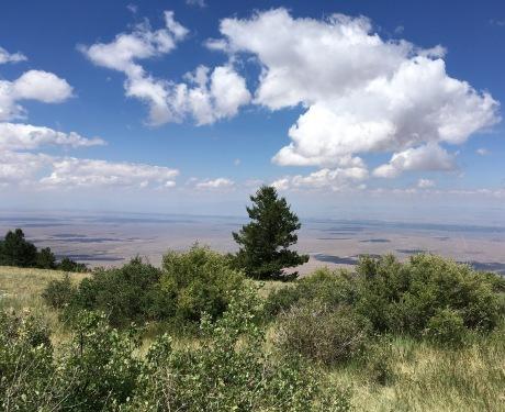 10 Albuquerque Basin from Bosque Peak