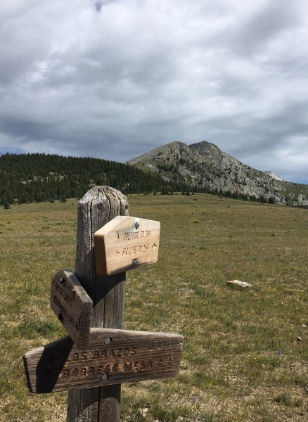 16 Signpost At The End Of The Trail
