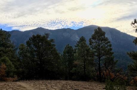 05 Sandia Ridge from N Embudito Rim