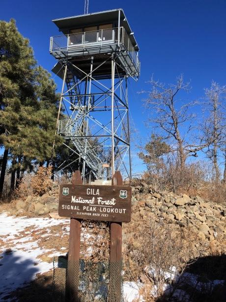 01 Signal Peak Lookout