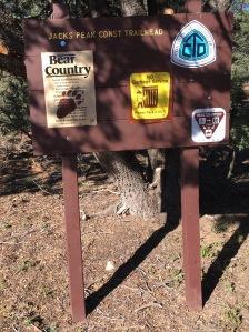 03 kiosk at start of trail